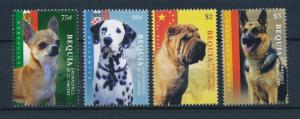 [33223] Bequia St. Vincent 2009 Animals Dogs MNH