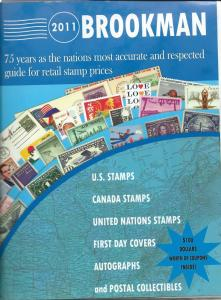 2011-Brookman Guide to Retail Stamp Pricing