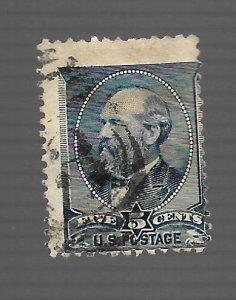 U.S.A. 1888 - U - Scott #216 *