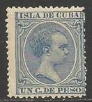 Cuba 134 MOG PELON H195-3