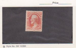 1879 US Stamps Scott # O99 6c DEPT. OF  INTERIOR OFFICIAL Mint no Gum