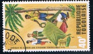 Togo Boy Scouts 40 - pickastamp (TP6R301)