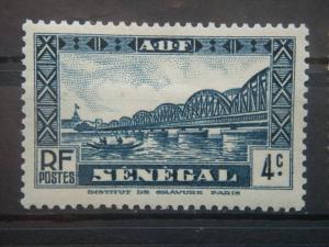 SENEGAL, 1935, MNH 4c, Scott 145