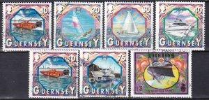Guernsey #649-58   F-VF Used CV $13.05  (Z5577)