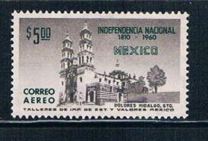 Mexico C252 MLH Dolores Church (M0194)