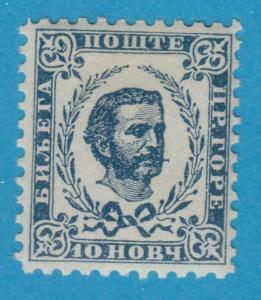 MONTENEGRO 19  MINT HINGED OG * NO FAULTS VERY FINE !
