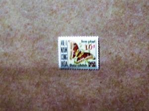 Vietnam - J22, MNH. Atlas Moth. SCV - $2.00