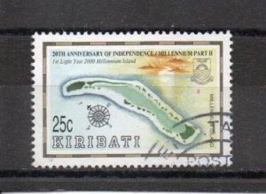 Kiribati 742 used