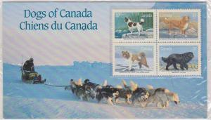 Canada - Dogs of Canada Pack Sealed Unitrade Thematic #40