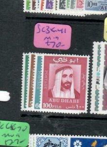 ABU DHABI (PP0403B)  SG 38-41     MOG