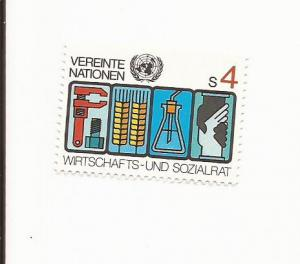 1980 UN Vienna - Scott #15