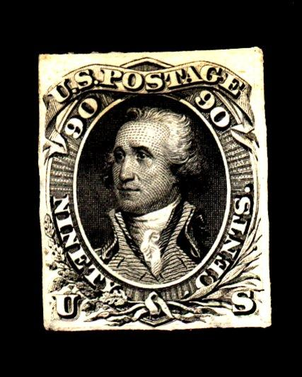 72-E7F MINT Essay Tiny Defects Cat$500