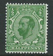 Great Britain - George V Downey Head SG 324