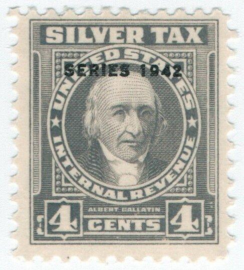 (I.B) US Revenue : Silver Tax 4c