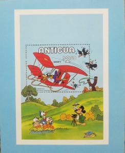 Antigua MH S/S Goofy In Glider Disney 1980