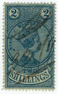 (I.B) Australia - Victoria Revenue : Stamp Statute 2/-