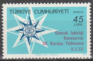 Turkey #2242   MNH F-VF  (V2600)