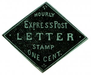 (I.B) US Local Post : Express Post 1c