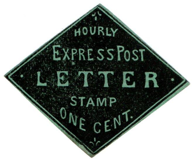 (I.B) US Local Post : Express Post 1c