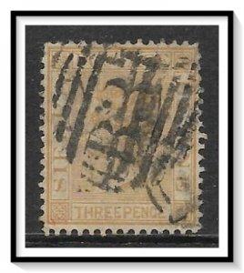 Sierra Leone #15 Queen Victoria Used