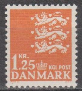 Denmark #397 MNH VF CV $3.00 (ST1610)