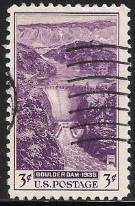 United States 1935 Scott# 774 Used