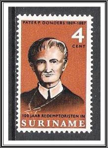 Suriname #333 Redemptorist Mission MH