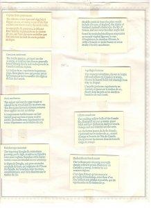 CANADA FULL BOOKLET COLLECTION, MNH, OG