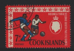 Cook Islands Sc#178 Used