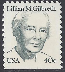 #1868 40c Lillian Gilbreth 1984 Mint NH