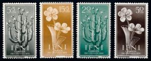 [66212] Spanish Colony IFNI 1956 Flora Flowers Blumen  MLH