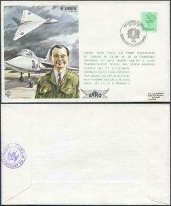 TP21 R.J. Falk OBE. AFC. Standard Cover