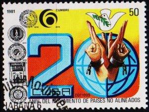 Cuba. 1981 50c S.G.2738 Fine Used