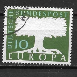 Germany 772A Europa Issue Used