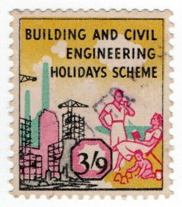 (I.B) Cinderella : Building & Civil Engineering Holidays 3/9d