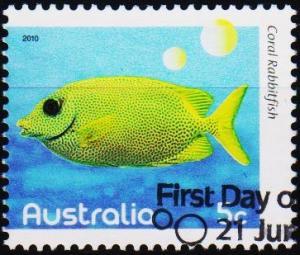 Australia. 2010 5c Fine Used