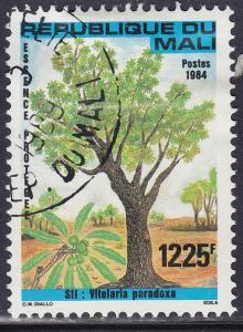 Mali 493  Fragrant Trees, Vitalaria Paradoxa 1984