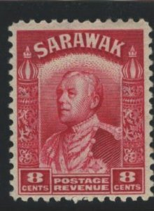 Sarawak Sc#119 MVLH