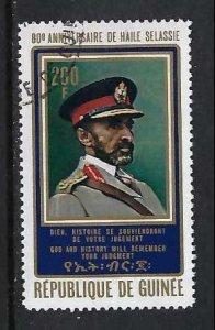 GUINEA 635 VFU V066