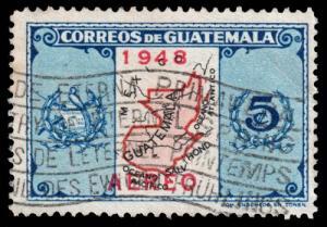 Guatemala - Scott 296 - Used