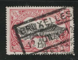 Belgium Parcel Post Scott Q43 Used