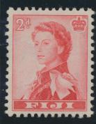 Fiji  SG312   SC# 177    Mint trace of Hinge
