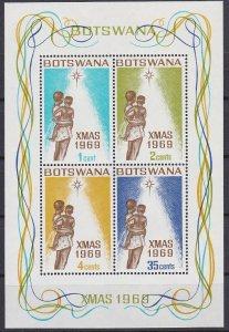 Botswana 57a MNH (1969)