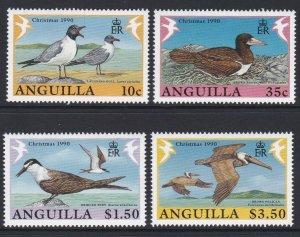 825-28 Birds MNH