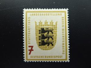 Germany 1955   Sc# 729   CV 4.00          (B#4)