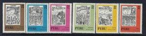 PERU 588-593 MOG 238D