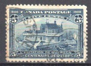 Canada #99 USED CDS C$100.00