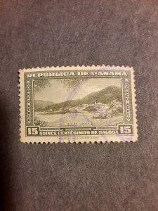*Panama  #C97                Used