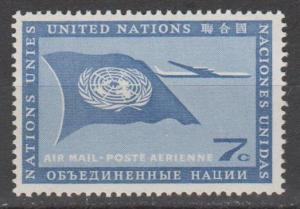 UN #C7 MNH F-VF (SU1218)