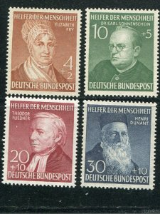 Germany #B327-30  Mint VF NH